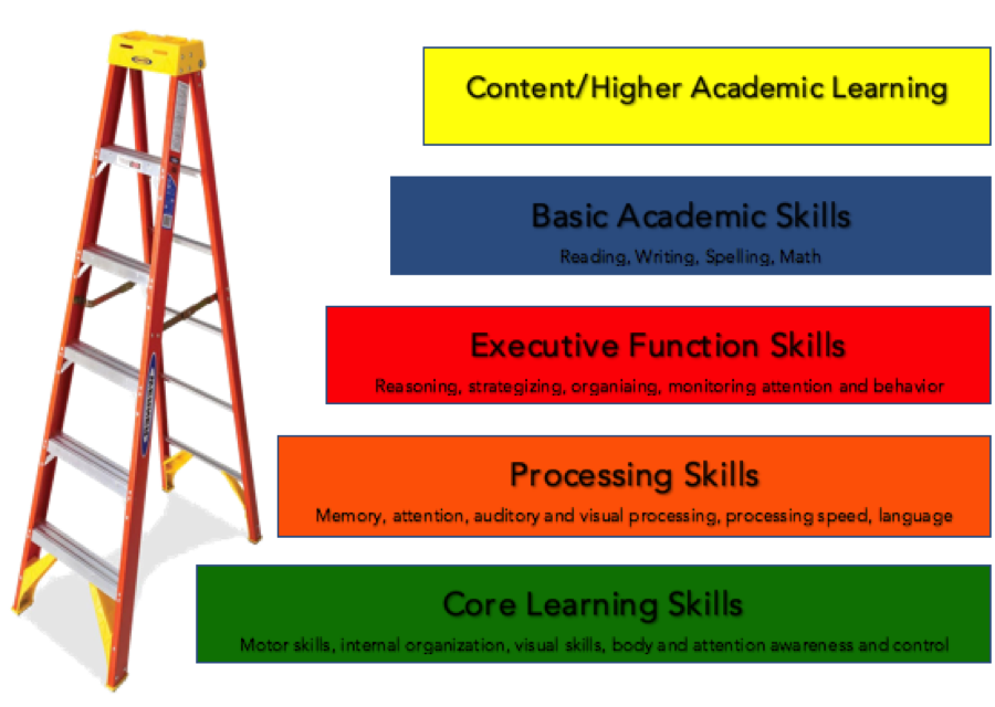 So what exactly are Learning Skills ? Can they be changed or improved?