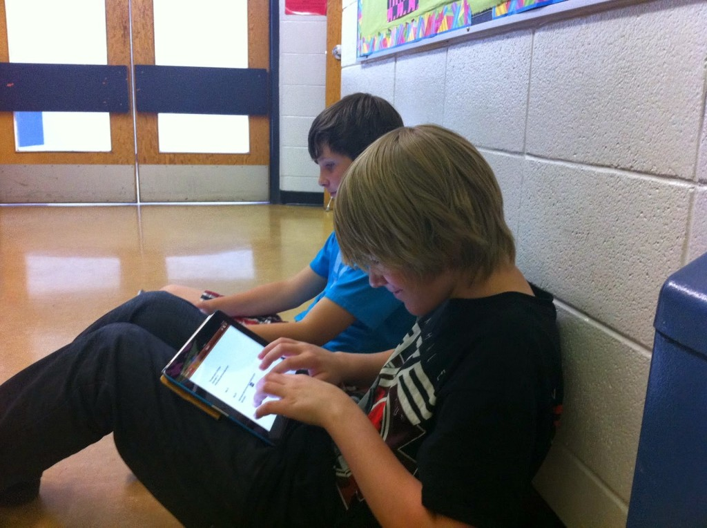Accessibility Apps help students with dyslexia or other learning disabilities