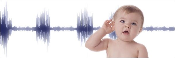 detecting hearing disorders in very young children
